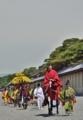 京都新聞写真コンテスト 雅な行列