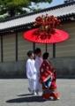 京都新聞写真コンテスト 古式ゆかしい