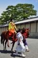 京都新聞写真コンテスト 騎女