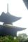 京都新聞写真コンテスト 山寺の雨