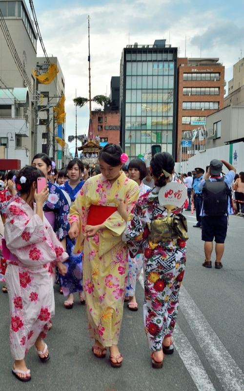 京都新聞写真コンテスト 古都の夏