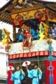 京都新聞写真コンテスト 人形を操る