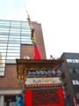 京都新聞写真コンテスト 優雅な鉾
