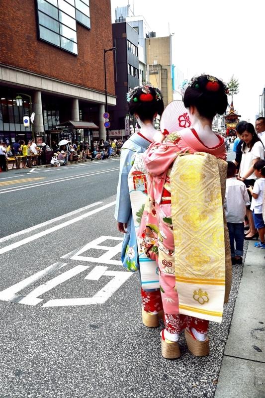 京都新聞写真コンテスト 古都の舞妓