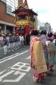 京都新聞写真コンテスト 祭が華やぐ