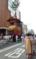 京都新聞写真コンテスト 古都の祭