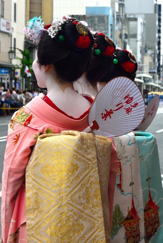 京都市新聞写真コンテスト 京舞妓