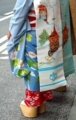 京都新聞写真コンテスト 舞妓のだらり帯