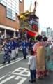 京都新聞写真コンテスト 祇園祭の日
