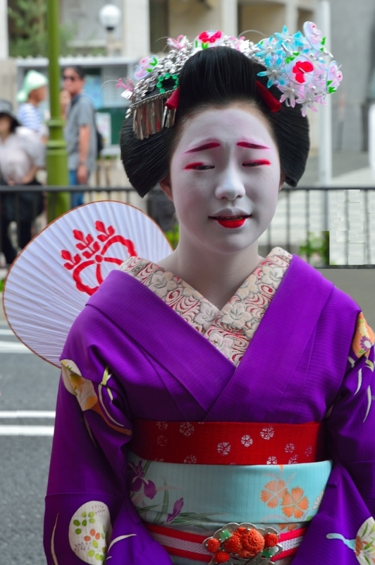 京都新聞写真コンテスト 京の舞妓
