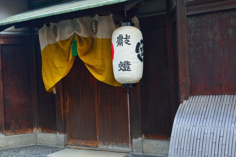 京都新聞写真コンテスト 古都の家