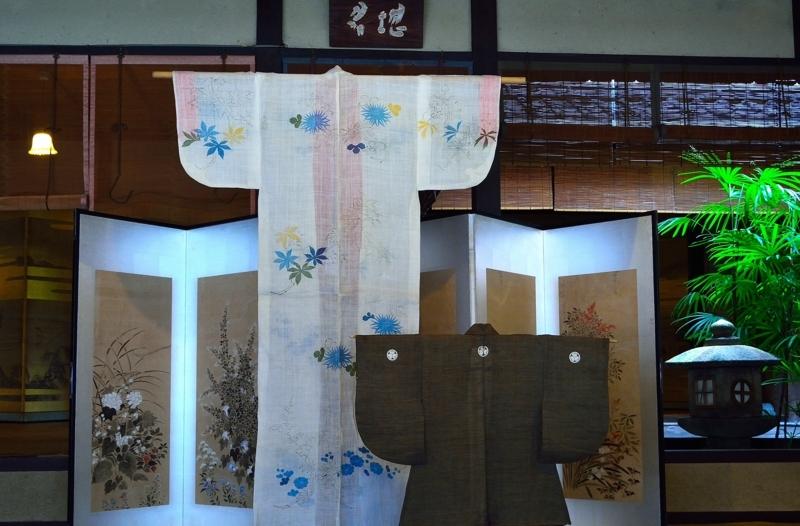 京都新聞写真コンテスト 夏の町家