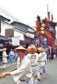 京都新聞写真コンテスト 船鉾の優美