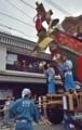 京都新聞写真コンテスト 美しい船鉾