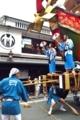京都新聞写真コンテスト 船鉾の雄姿