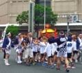 京都新聞写真コンテスト 夏の思い出