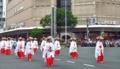 京都新聞写真コンテスト 都大路を歩く