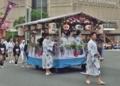 京都新聞写真コンテスト 古都に華が咲く