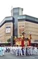 京都新聞写真コンテスト 弁慶と牛若丸