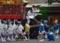 京都新聞写真コンテスト 掛け声に合わせて