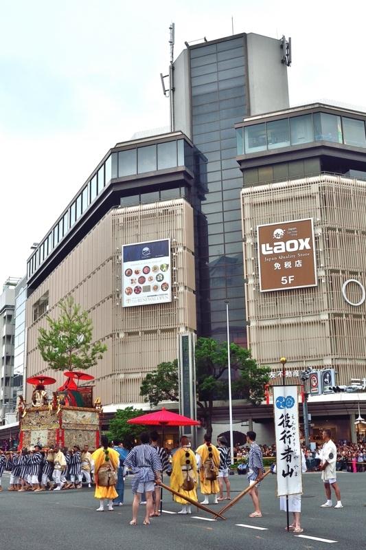 京都市新聞写真コンテスト 祇園祭巡行