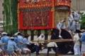 京都新聞写真コンテスト 掛け声と共に
