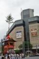 京都新聞写真コンテスト 鉾が回る