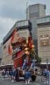 京都新聞写真コンテスト 掛け声が響く