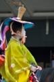 京都新聞写真コンテスト 馬長稚児