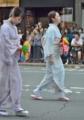 京都新聞写真コンテスト 花傘巡行