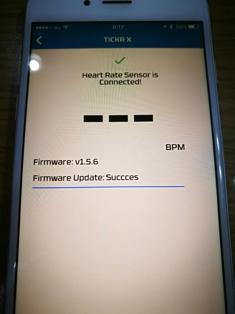 firmware v1.7.6 tickr x