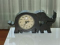 タイ文字置時計
