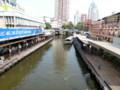 センセープ運河ボート駅1