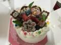 ひな祭りケーキ1