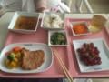 サミティベート病院食事2