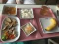 サミティベ夕食