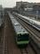 横須賀線を走るE235系