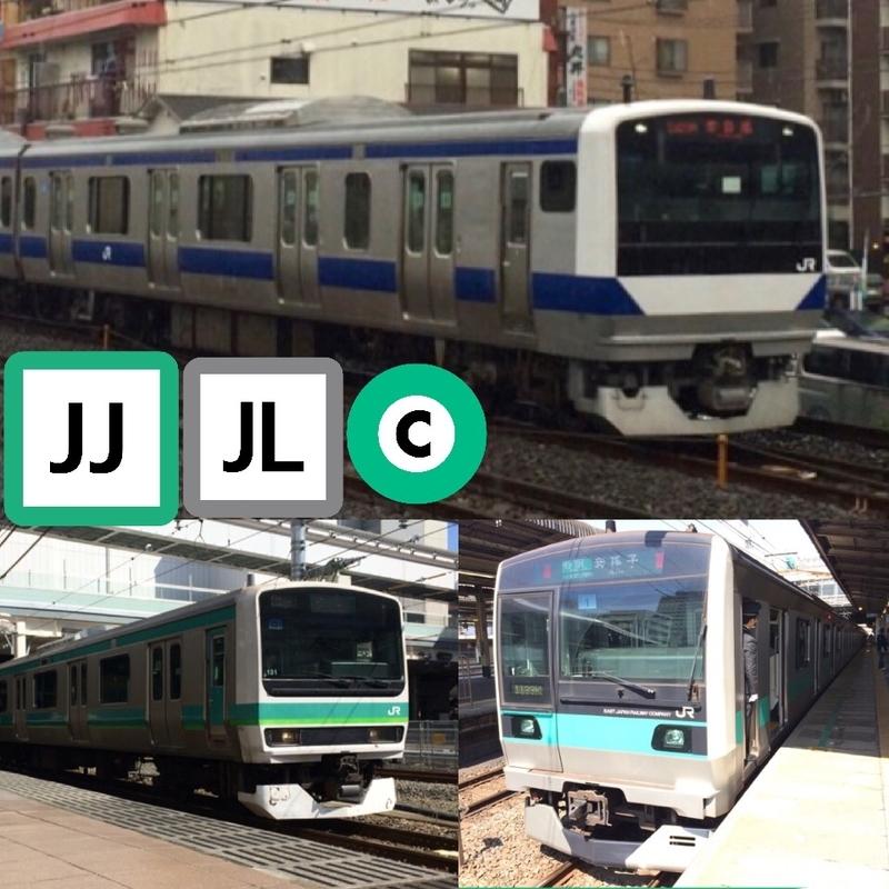常磐線・千代田