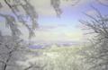 オロフレ付近から見える洞爺湖