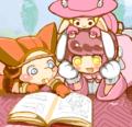 [マビノギ]本をたくさん読むといい人になれるんだって