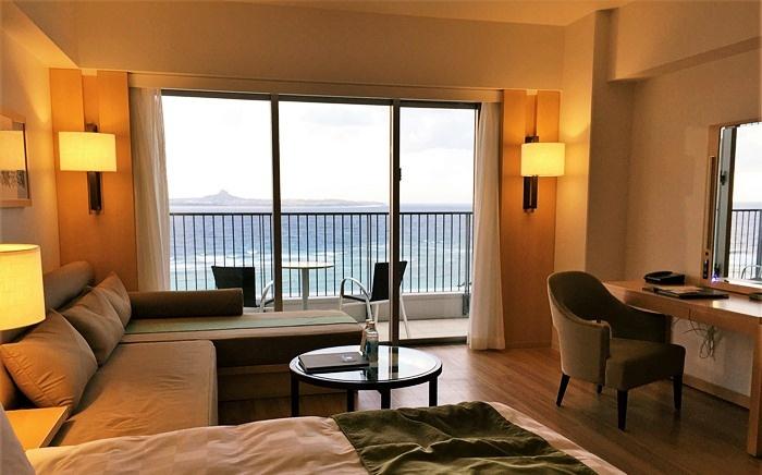 ホテルオリオンモトブリゾート&スパ室内