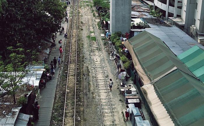 タイの在来線