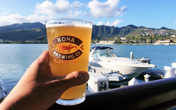 Kona Brewingのビール