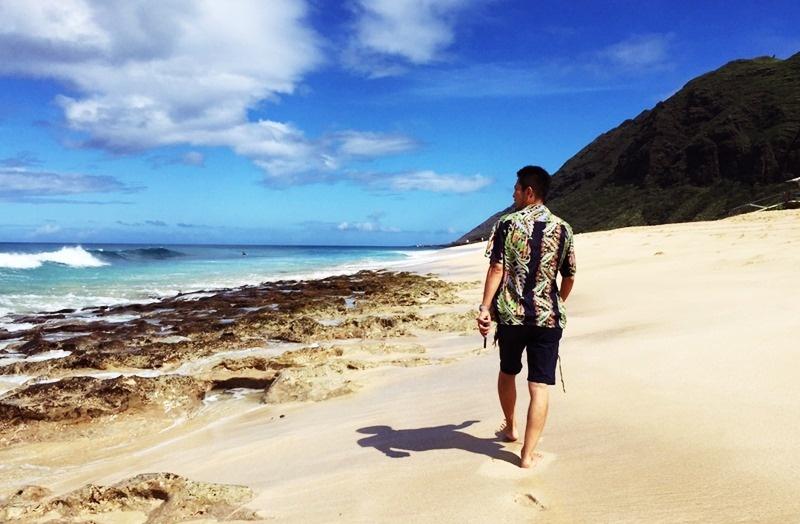 マイルを貯めて行ったハワイでの私