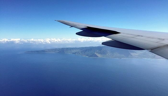陸で貯めたマイルでハワイ旅行