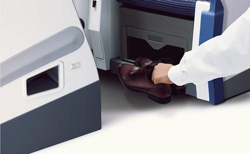 正しい靴収納スペース