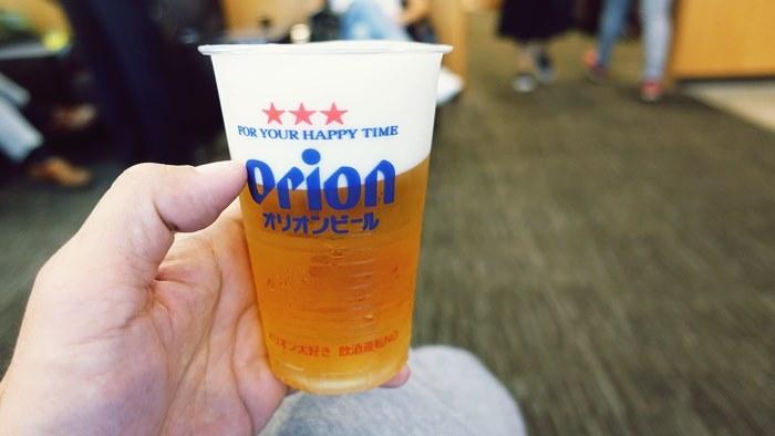 オリオンビール謹製プラコップ