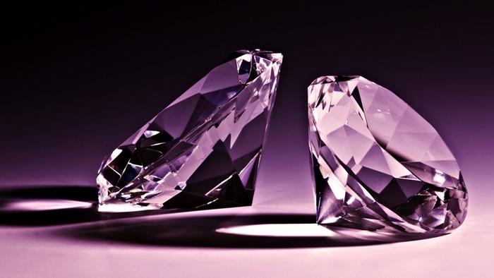 狂気の証 紫ダイヤ