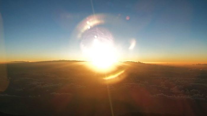 太陽万歳!