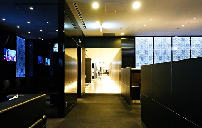 羽田空港国際線ANA SUITE LOUGE